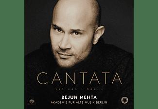 Bejun Mehta - Cantata  - (SACD)