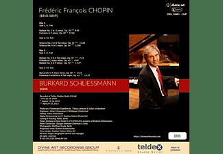 Burkard Schliessmann - Klavierwerke  - (Vinyl)