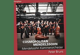 Bruns/Mendelssohn Kammerorchester Leipzig - Cosmopolitan Mendelssohn  - (CD)