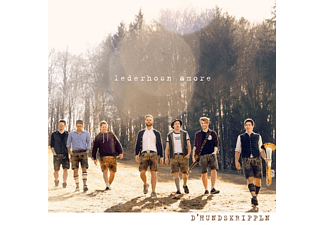 D'hundskrippln - Lederhosn Amore  - (CD)