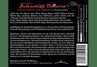 Martin Boliks Zeitschiff Unicorn - Flucht nach Pepperland  - (CD)