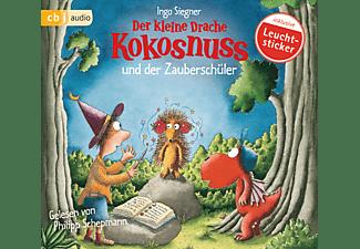 - Der kleine Drache Kokosnuss und der Zauberschüler  - (CD)