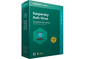 Kaspersky Anti-Virus 2018 (3 gép) (PC)