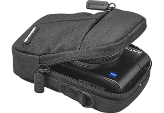 CULLMANN Malaga Compact 200 Kameratasche, Schwarz