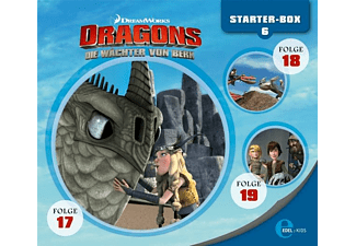 Dragons-die Wächter Von Berk - (6)Starter-Box  - (CD)