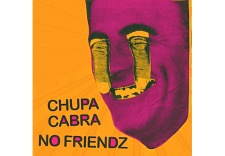 Chupa Cabra, No Friends - Split LP - (Vinyl)