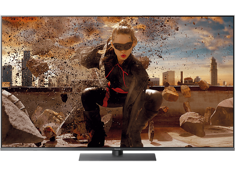 PANASONIC TX-49FXW784 LED TV (Flat, 49 Zoll/123 cm, UHD 4K, SMART TV, My Home Screen 3.0)