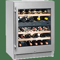 LIEBHERR WTes 1672 Weinklimaschrank (137 kWh/Jahr, EEK A, Edelstahl)