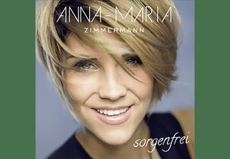 Anna-Maria Zimmermann - Sorgenfrei  - (CD)