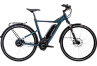 HNF-NICOLAI MD1 MEN 19PEDELEC Trekkingrad (28 Zoll, 54.6 cm, 500 Wh, Blau)