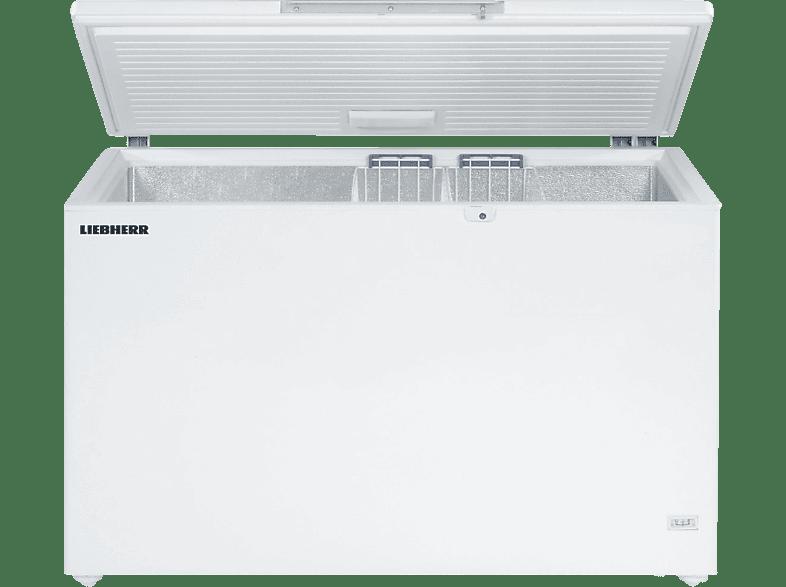 LIEBHERR GTL 4905 Gewerbe Gefriertruhe (-, 484 kWh/Jahr, 460 l)