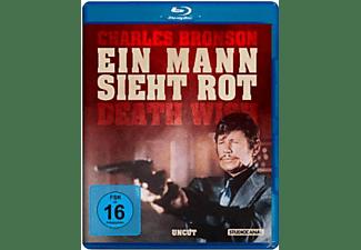 Ein Mann sieht rot Blu-ray