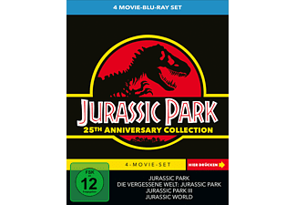 Jurassic Park Collection 1-4 Blu-ray