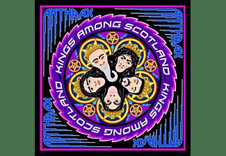 Anthrax - Kings Among Scotland  - (CD)