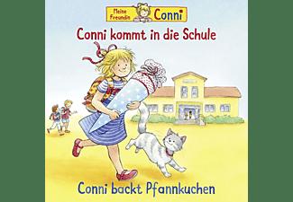 Conni - 056 - CONNI KOMMT IN DIE SCHULE /PFANNKUCHEN  - (CD)