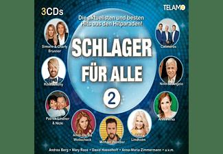 VARIOUS - Schlager für alle 2  - (CD)