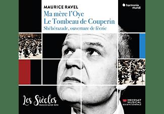 Les Si'cles & Roth - Ma Mere L'Oye  - (CD)