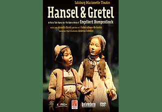 Annette Dasch, Inboccallupo-Orchester, The Salzburg Marionette Theatre - Humperdinck: Hänsel und Gretel  - (DVD)