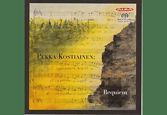 Tapani Plathan, Simo Mäkinen, Ena Pongrac, Suvi Väyrynen, Sinfonia Finlandia Jyväskylä, ST. MICHEL STRINGS, The Musica Choir - Requiem  - (SACD Hybrid)