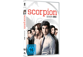 Scorpion - Season 3 DVD