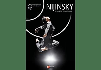 Philharmonisches Staatsorchester Hamburg - Nijinsky - A Ballet by John Neumeier  - (Blu-ray)