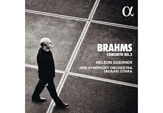Nelson Goerner, Nhk Symphony Orchestra - Klavierkonzert 2  - (CD)