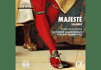 Emmanuelle de Negri, Dagmar Saskova, Sean Clayton, Cyril Auvity, Le Poeme Harmonique, Ensemble Vocal Aedes, Vincent Dumestre - Grands Motets pour le Roi-Soleil  - (CD)