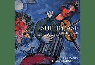 Stefano Barneschi, Chiara Zanisi - Suite Case-Duette für Violine  - (CD)