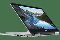 DELL Inspiron 7373, Convertible mit 13.3 Zoll Display, Core™ i7 Prozessor, 16 GB RAM, 512 GB SSD, Intel UHD-Grafik 620, Grau