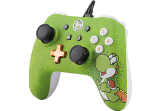 POWER A Yoshi Core Wired Iconic Controller} Grün