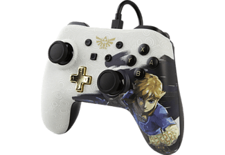POWER A Link Core Wired Iconic Controller} Mehrfarbig