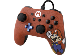 POWER A Mario Core Wired Iconic  Controller} Mehrfarbig