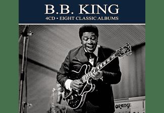 B.B. King - 8 Classic Albums Plus  - (CD)