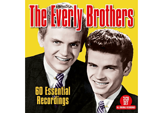 The Everly Brothers - 60 Essential Recordings  - (CD)