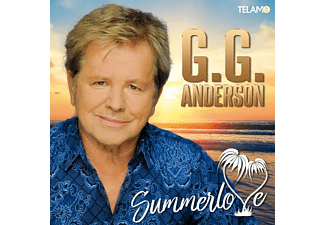 G.G. Anderson - Summerlove  - (CD)
