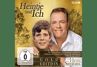 Hein Simons - Heintje und ich (Gold Edition)  - (CD + DVD Video)