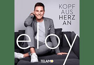 Eloy - Kopf aus-Herz an  - (CD)