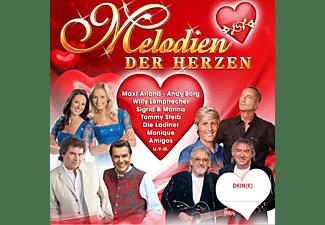VARIOUS - Melodien der Herzen  - (CD)