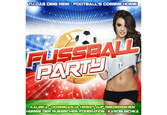 VARIOUS - Fußball Party  - (CD)