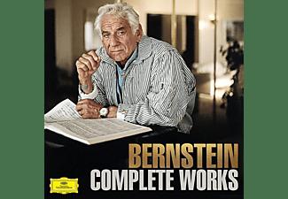 Bernstein/LSO/IPO/+ - Complete Works (Ltd.Edt.)  - (CD + DVD Video)