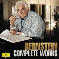 Bernstein/LSO/IPO/+ - Complete Works (Ltd.Edt.) [CD + DVD Video]