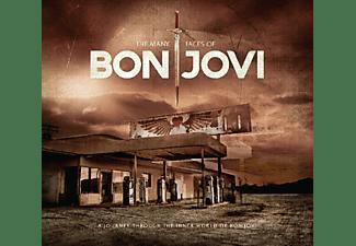 Bon Jovi, VARIOUS - Many Faces Of Bon Jovie  - (CD)