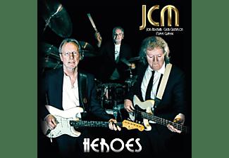 Jcm - Heroes  - (CD)