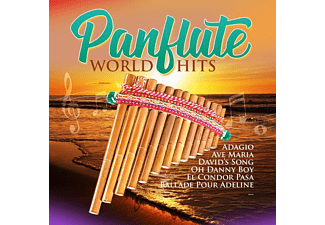 VARIOUS - PANFLUTE WORLD HITS  - (CD)