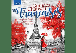 VARIOUS - Grandes Chansons Francaises  - (CD)