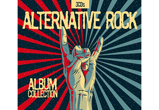 VARIOUS - Alternative Rock-Album Collection  - (CD)