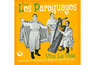 Trio Los Paraguayos - Viva La Vida  - (CD)