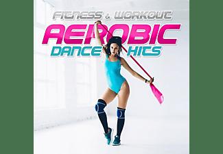 Fitness & Workout Mix - Aerobic Dance Hits  - (CD)