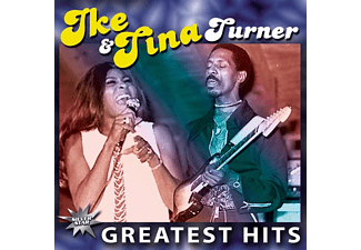 Ike & Tina Turner - Greatest Hits  - (Vinyl)