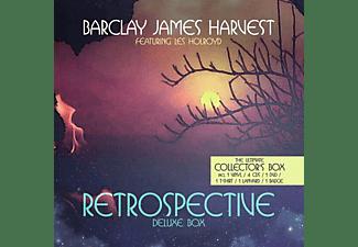 BARCLAY JAMES HARVEST FEAT. LES HOLROYD - Retrospective (Deluxe BOX)  - (Vinyl)